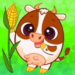 Bibi Farm Kids Games for 2 3 4