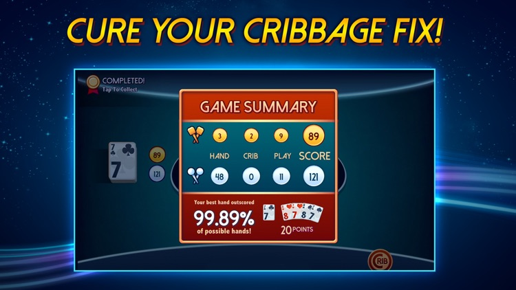 Ultimate Cribbage: Classic screenshot-4
