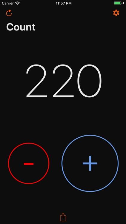 Countr - Quick Count screenshot-0
