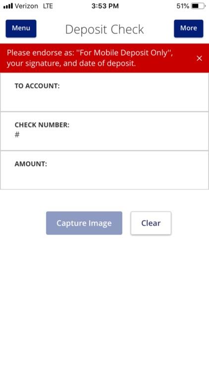 Citizen Bank Mobile App
