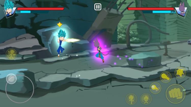 Stick Battle Fight: Super Game screenshot-6