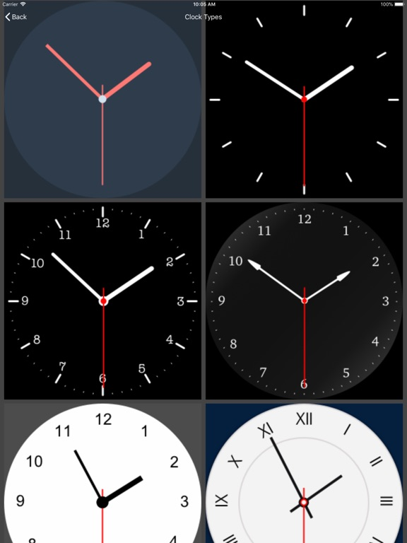Clock Face - Analog clocks | App Price Drops