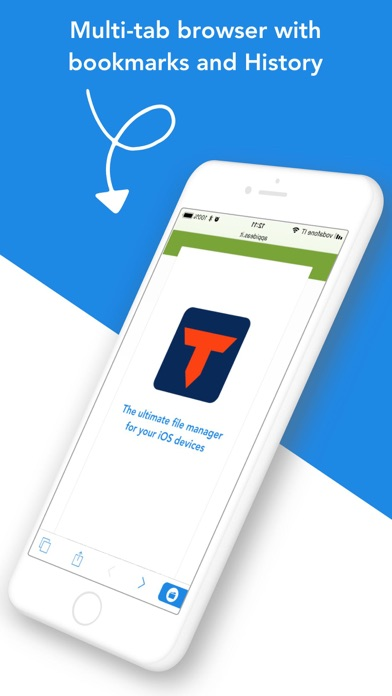 Screenshot for Total files pro in Germany App Store