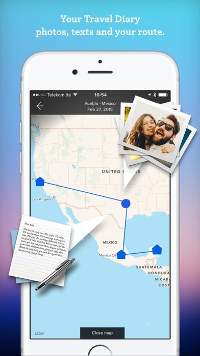 Tripmii - Travel Diary screenshot one