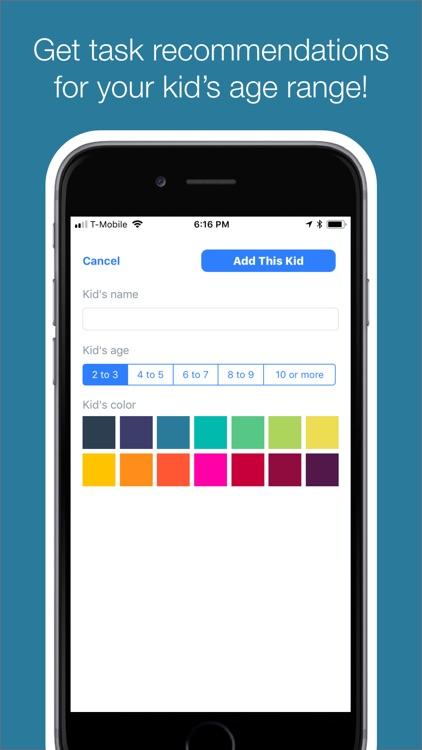 punti - chores tasks & rewards screenshot-3