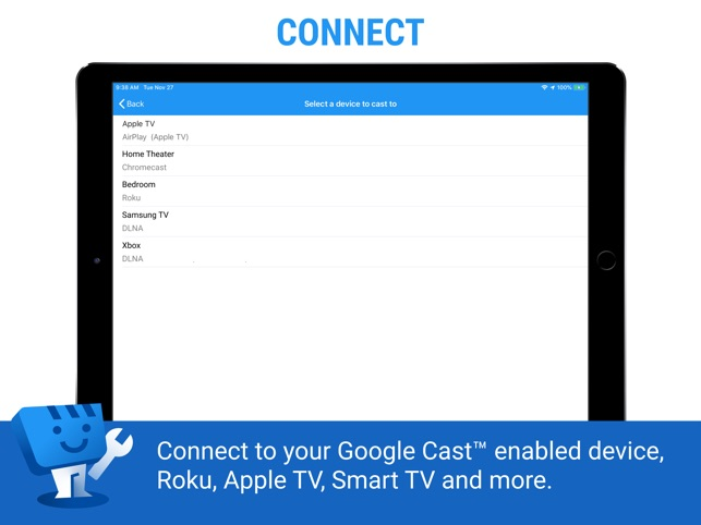 Web Video Cast | Browser to TV on the App Store