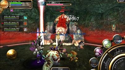 イザナギオンライン -Samurai Ninja- ScreenShot4