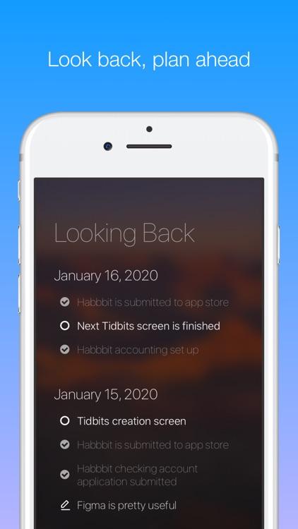 Habbbit - Maximize Your Day screenshot-3