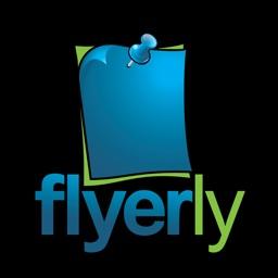 Flyerly, Create & Share Flyers