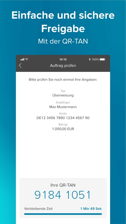 Consorsbank SecurePlus screenshot-4