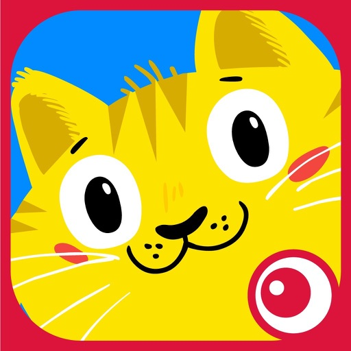 Animal games for 2 3 year olds iOS App