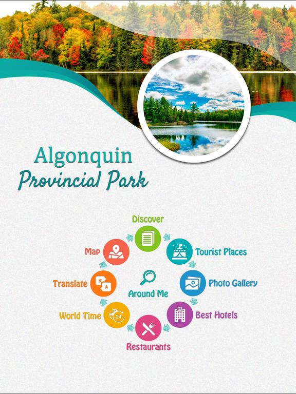 Algonquin Provincial Park screenshot 7
