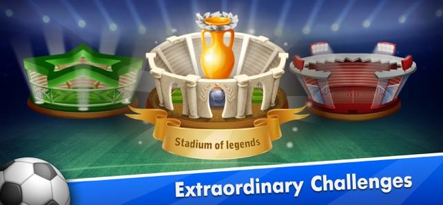 Fans of Soccer: Disc Football Screenshot