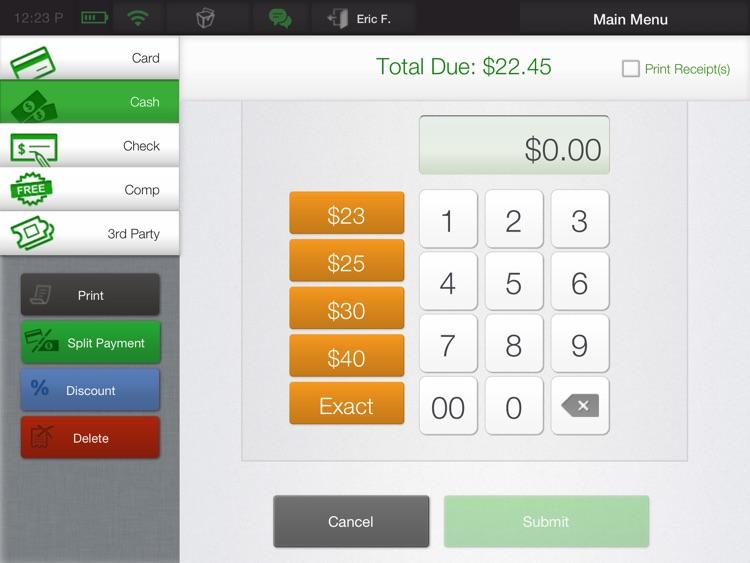 CAKE OrderPad screenshot-3