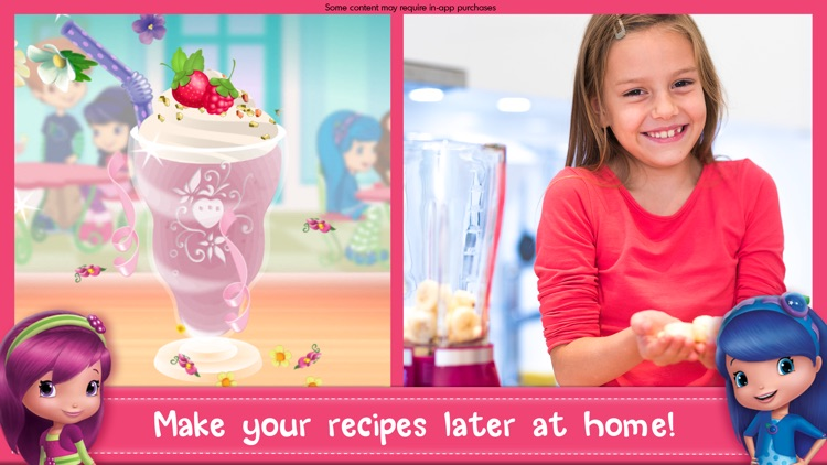 Strawberry Shortcake Sweets screenshot-4