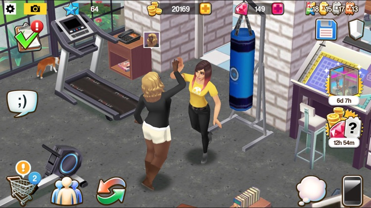 Home Street: Dream House Sim screenshot-6