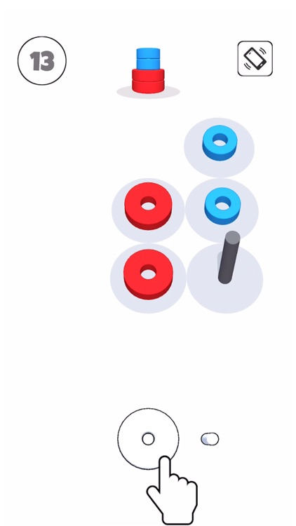 Color Circles 3D screenshot-0