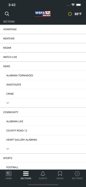 WSFA 12 News on the App Store