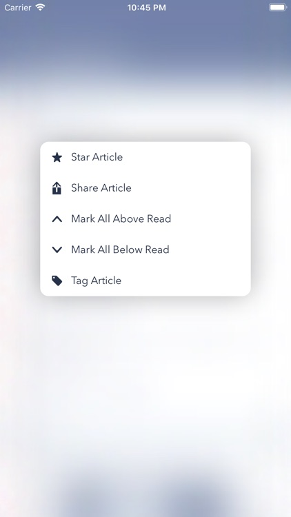 Fiery Feeds: RSS Reader screenshot-7