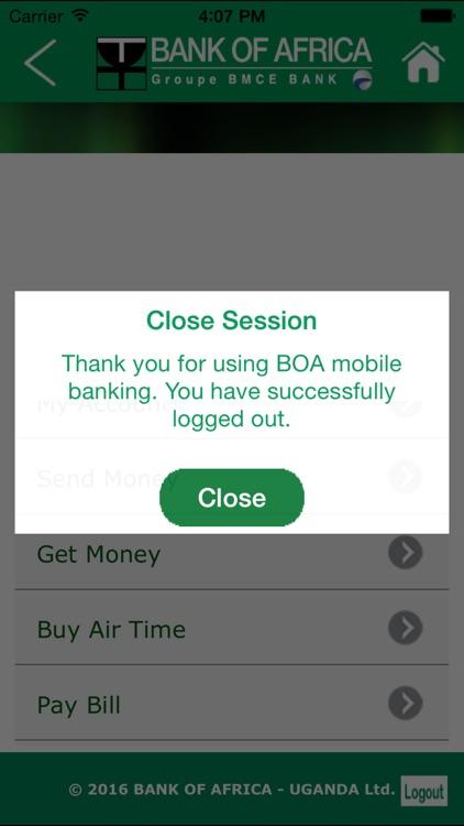 BOA Mobile Wallet screenshot-4