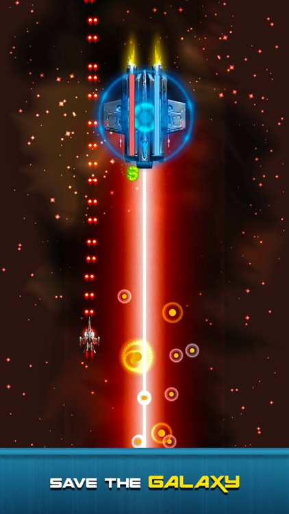 Galaxy Shooter: Space Attack screenshot-3