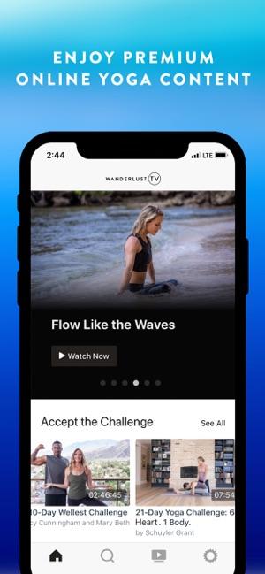 Wanderlust TV on the App Store