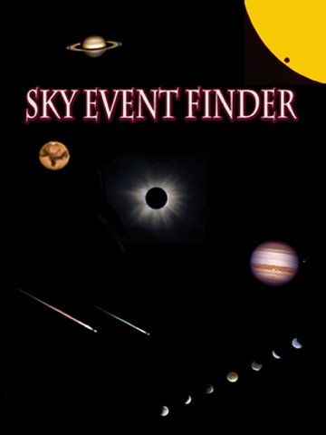 Sky Event Finder - náhled