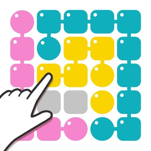 大人の脳トレ!ぷるっとつなゲー! パズル ゲーム