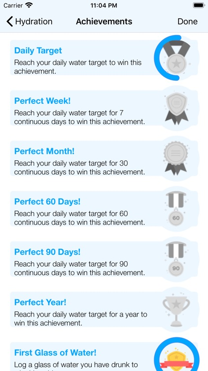 Hydration screenshot-4