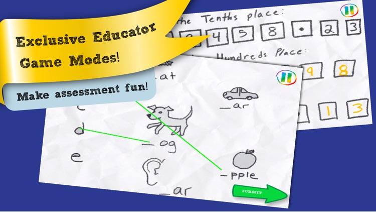 Doodlematic Education screenshot-4
