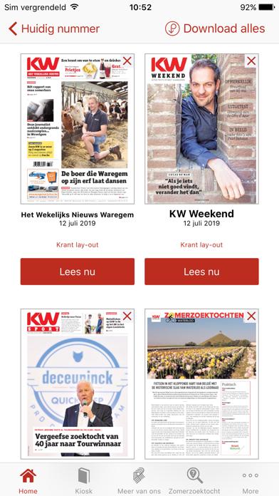 Krant van West-Vlaanderenのおすすめ画像4