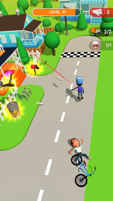 Delivery Rush Game screenshot 3