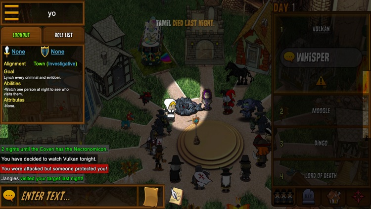 Town of Salem - The Coven screenshot-6