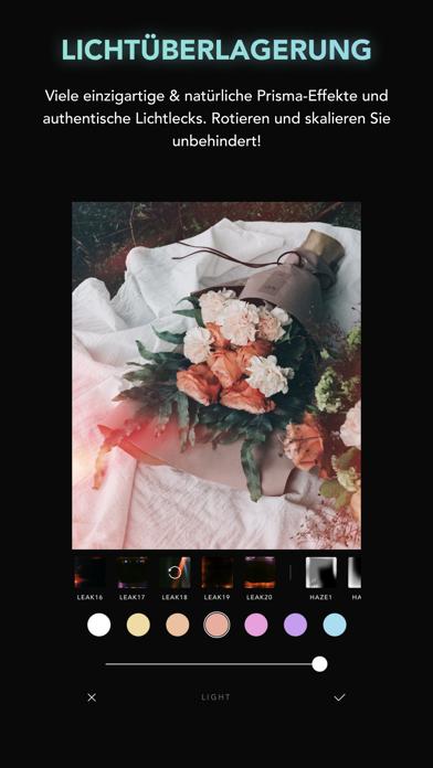Screenshot for Afterlight - Bildbearbeitung in Austria App Store
