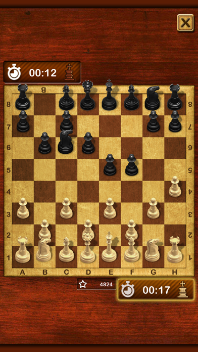 Screen Shot Chess Combat 1