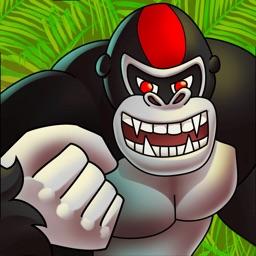Ragingback Gorilla