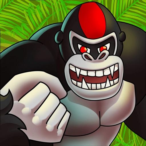 Ragingback Gorilla iOS App