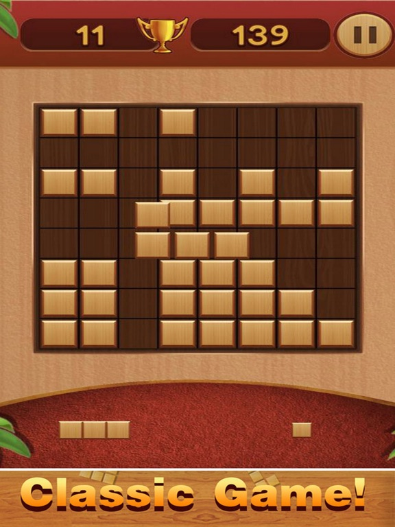 Puzzle World: Wooden Style screenshot 6