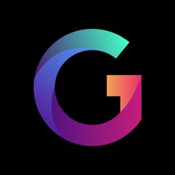 Ícone do app Gradient - AI Portraits