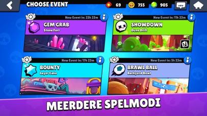 Screenshot for Brawl Stars in Netherlands App Store