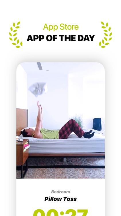 Wakeout! - Fun home exercises screenshot-0