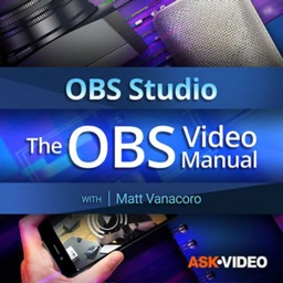 Video Manual For OBS Studio