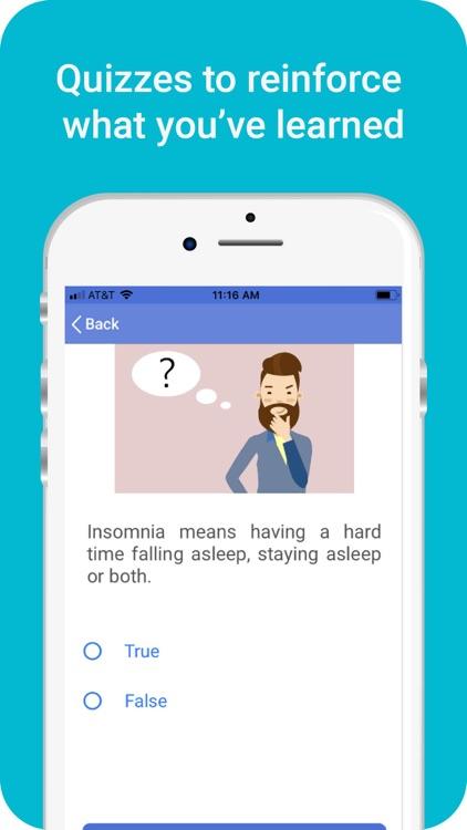 BedTyme - The insomnia app