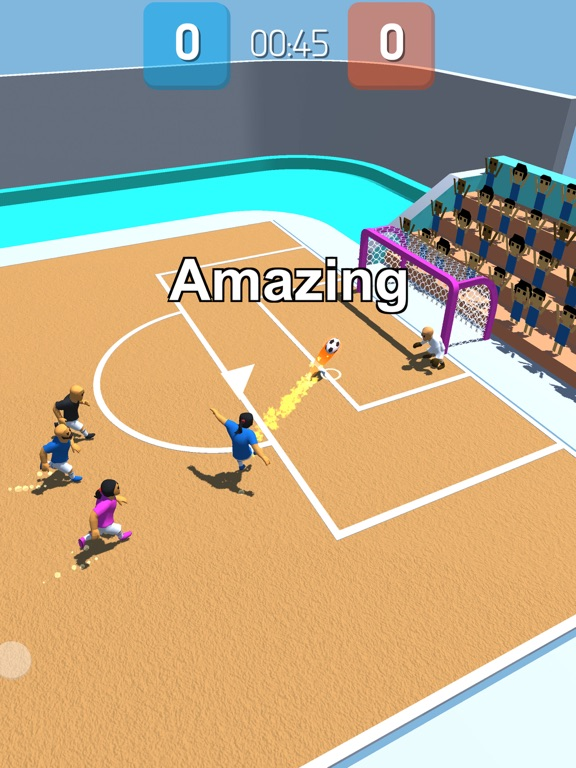 Goal Master 3D screenshot 6