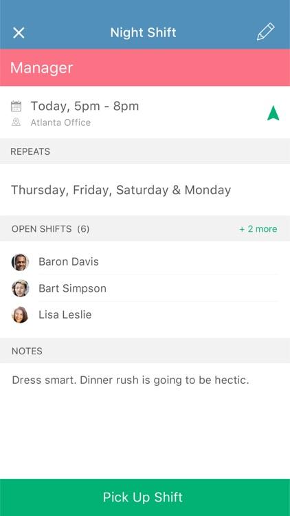 Ximble Employee Scheduling screenshot-4