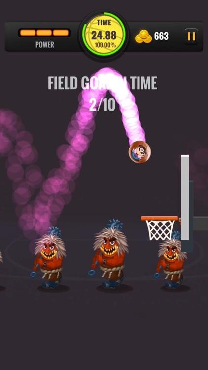 Hoop Hit - BasketBall Shot Hot