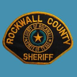 Rockwall County TX Sheriff