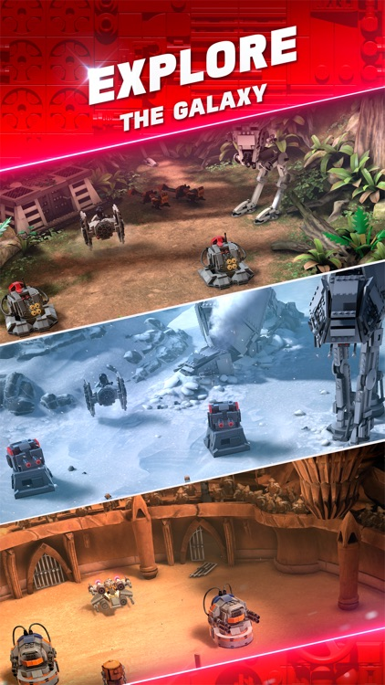 LEGO® Star Wars™ Battles screenshot-4