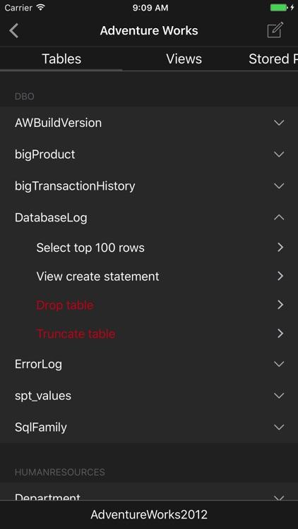 SQL Server / MSSQL by SQLPro