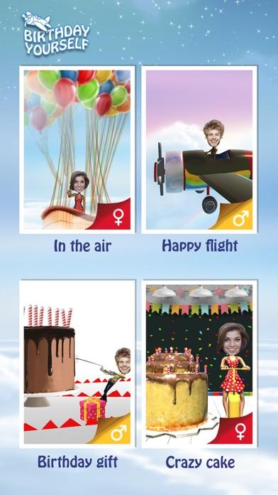 誕生日ユアセルフ - のGIF動画のおすすめ画像2
